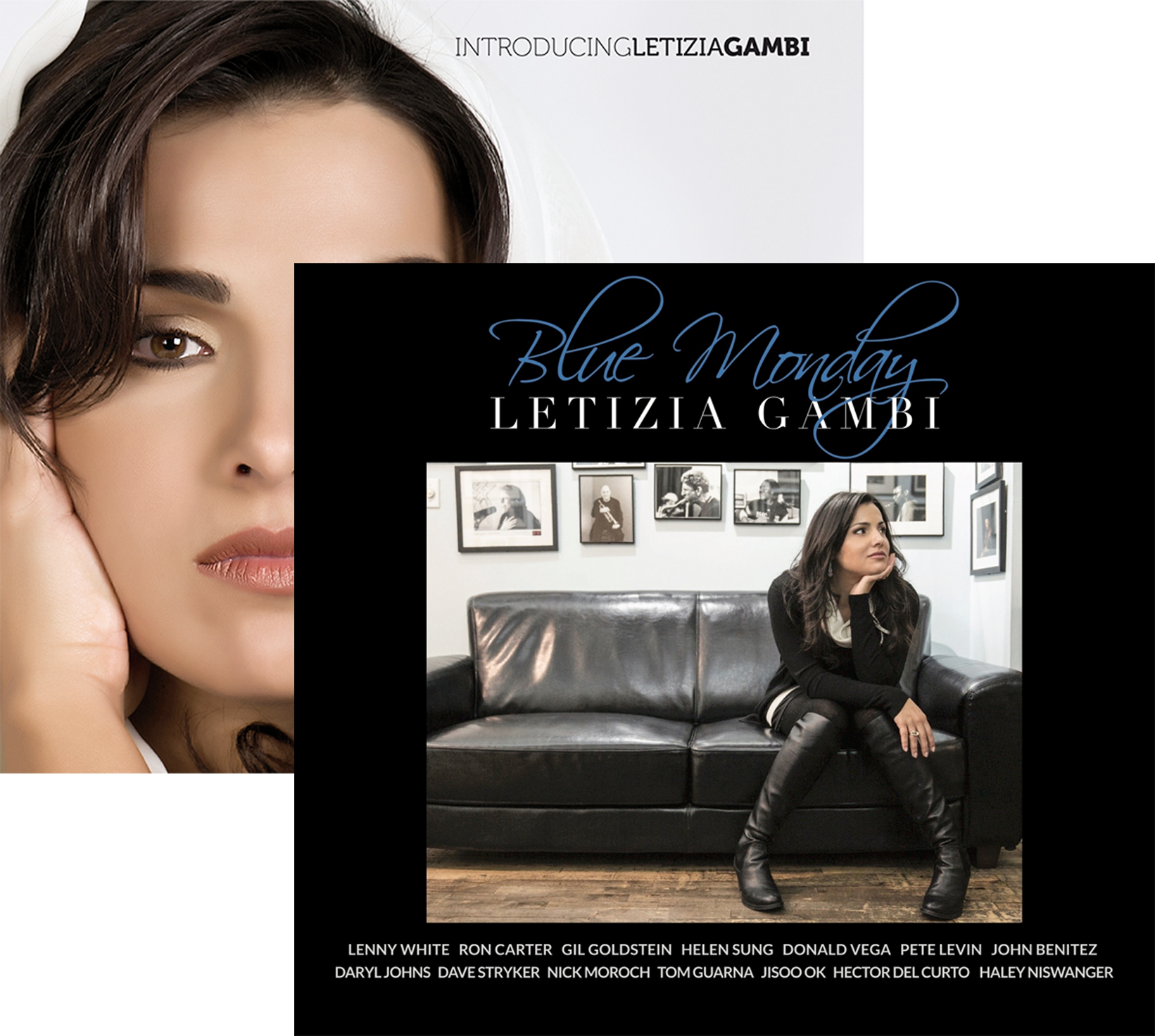 Blue Monday + Introducing Letizia Gambi